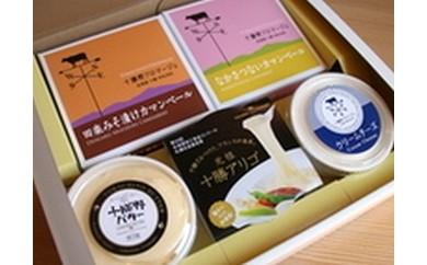 【十勝野フロマージュ】チーズセットA