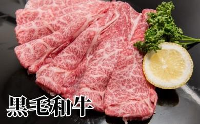 B-1九州産黒毛和牛【チルド】しゃぶしゃぶ用たっぷり500g