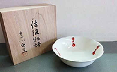 [№5703-0040]菓子鉢