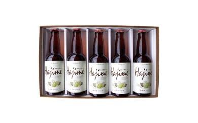 飯田産クラフトビール 「はじめビール」5本セット