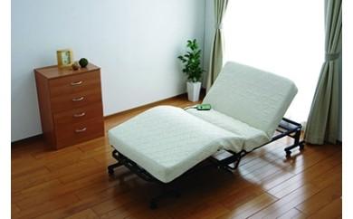 E-11 折りたたみコイル電動ベッド