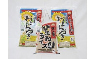 B004 【お米12kg】おぼろづき 低農薬米