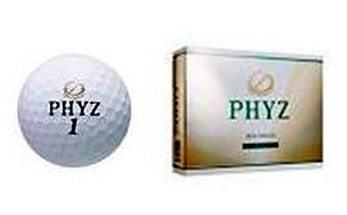 T17-01 PHYZ(ファイズ)はもみんマーク入りゴルフボール1ダース