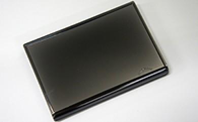 [№5630-0088]「すみだモダン」ornament Card Case (名刺入れ) Deep Silver