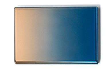 [№5630-0083]「すみだモダン」ornament Card Case (名刺入れ) Brown×Blue