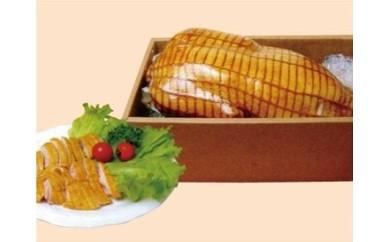 (A-21)むかばき地鶏スモークチキン