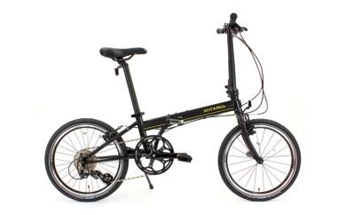 No.011 antaresフォールディングバイク ブラック