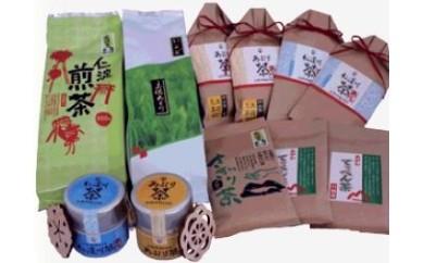 F10-1 仁淀川町の日々好日茶