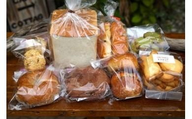 I-42 Mia's Bread パンとおやつのセット ※着日連絡有