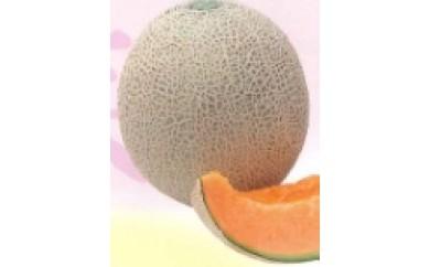 A03 オレンジハート(メロン2玉)