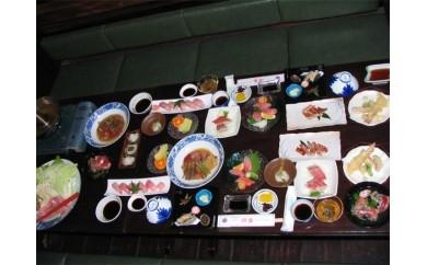 MJ-03ペア宿泊券+室戸A級食材「金目鯛フルコース」