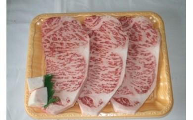 2-021 遠州夢咲牛ロース肉 ステーキ肉