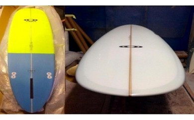 70-001 超軽量サーフボード Restart Surf Boards EPS Longboard