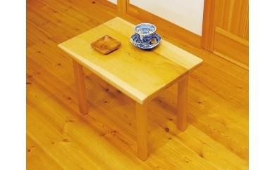 E-2 木製「サイドテーブル」