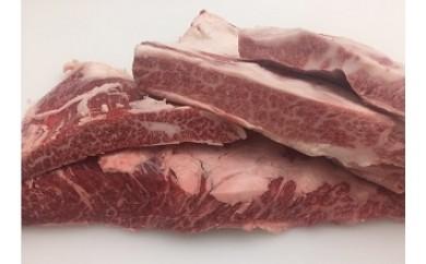(121)常陸牛 カルビ・ロース・ミスジのブロック肉 焼肉用:約5㎏(10万円寄附)