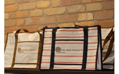 006-003 FIRE HOSE PRODUCTS【トートバッグ】