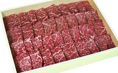 [旬-3]長崎和牛焼肉用 500g(A4等級以上)