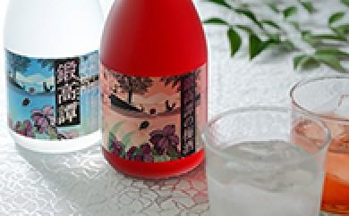 [№5723-0043]鍛高譚(たんたかたん)・鍛高譚の梅酒720ml 12本セット