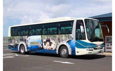 特急はぼろ号往復割引乗車券(札幌~遠別)