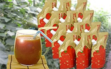 [№5633-0014]濃い搾り 南郷トマトジュース 12パック