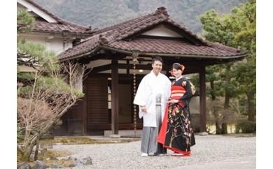 539 文化財 川上別荘・後藤別荘で撮影する和装&洋装婚礼写真
