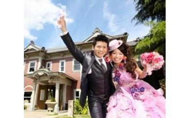 538 創寫舘サクラヒルズ婚礼写真(平日)