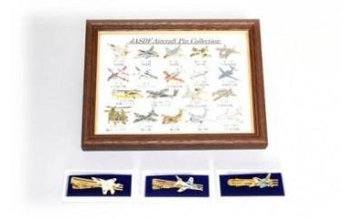 346 航空自衛隊ピンバッチセット