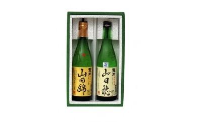 144 龍力特別純米「山田錦」・「山田穂」セット