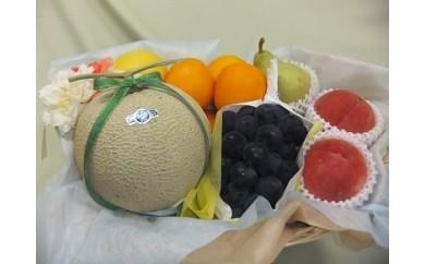フルーツカフェのフルーツセット