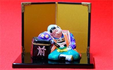 [№5739-0018]眠り桃太郎