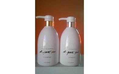 (143)天然素材のヘアケア商品(シルクを化粧料とする国際特許取得)