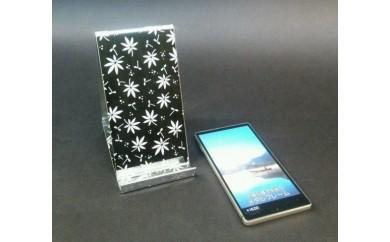 L-6 SMARTPHONE STAND(スマホスタンド)紅葉