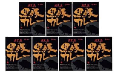 T203 <鹿児島県>鹿児島黒豚カレー【20pt】