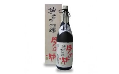 B010 月の井 片岡鶴太郎ラベルシリーズ 純米大吟醸「書」1.8L【75pt】