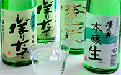 [№5714-0006]澤乃井 冬季限定蔵元直送生酒セット