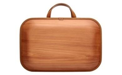 234 monacca-bag(kaku タンニン)【5250pt】