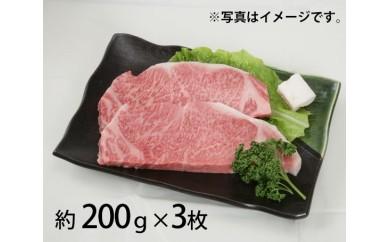 No.018 飛騨牛サーロインステーキ 計600g