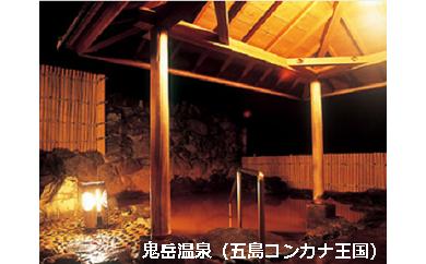 0254 長崎港発着 ペアで五島旅(1泊2日夕食付)プラン 【500pt】
