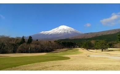 C-25 富士高原ゴルフコースプレー利用券 3枚