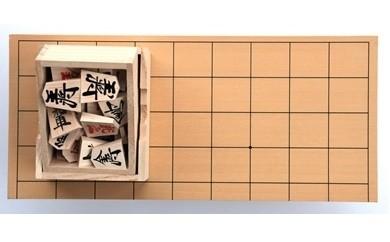 30D8001 将棋駒と将棋盤のセット