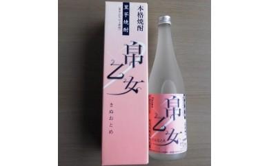 【G-31】里芋焼酎「帛乙女」720ml×2本