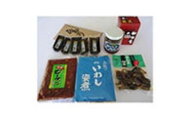 【一時受付休止】PT02 銚子のご飯の友詰合せ 【10,000pt】