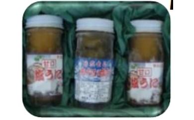 旬の海産物のセット Bセット(とら勢)
