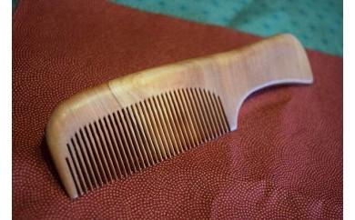 18.お六櫛 ブラシ型とかし櫛 並歯