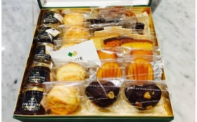 35 ICHIE 焼き菓子ギフトB