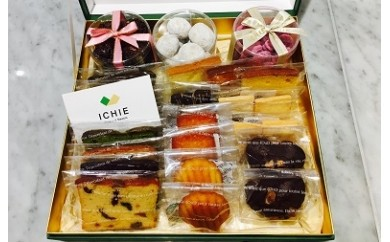 34 ICHIE 焼き菓子ギフトA