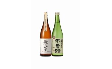 12.木曽路 特別純米酒 燦水木セット