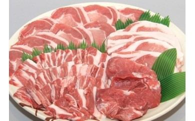 A30-306 桜美豚 庄内産豚肉セット