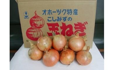 【1007】 小清水町産玉ねぎ 20kg