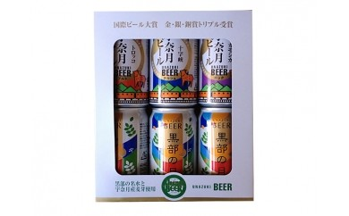 【A-19】 宇奈月ビールセット